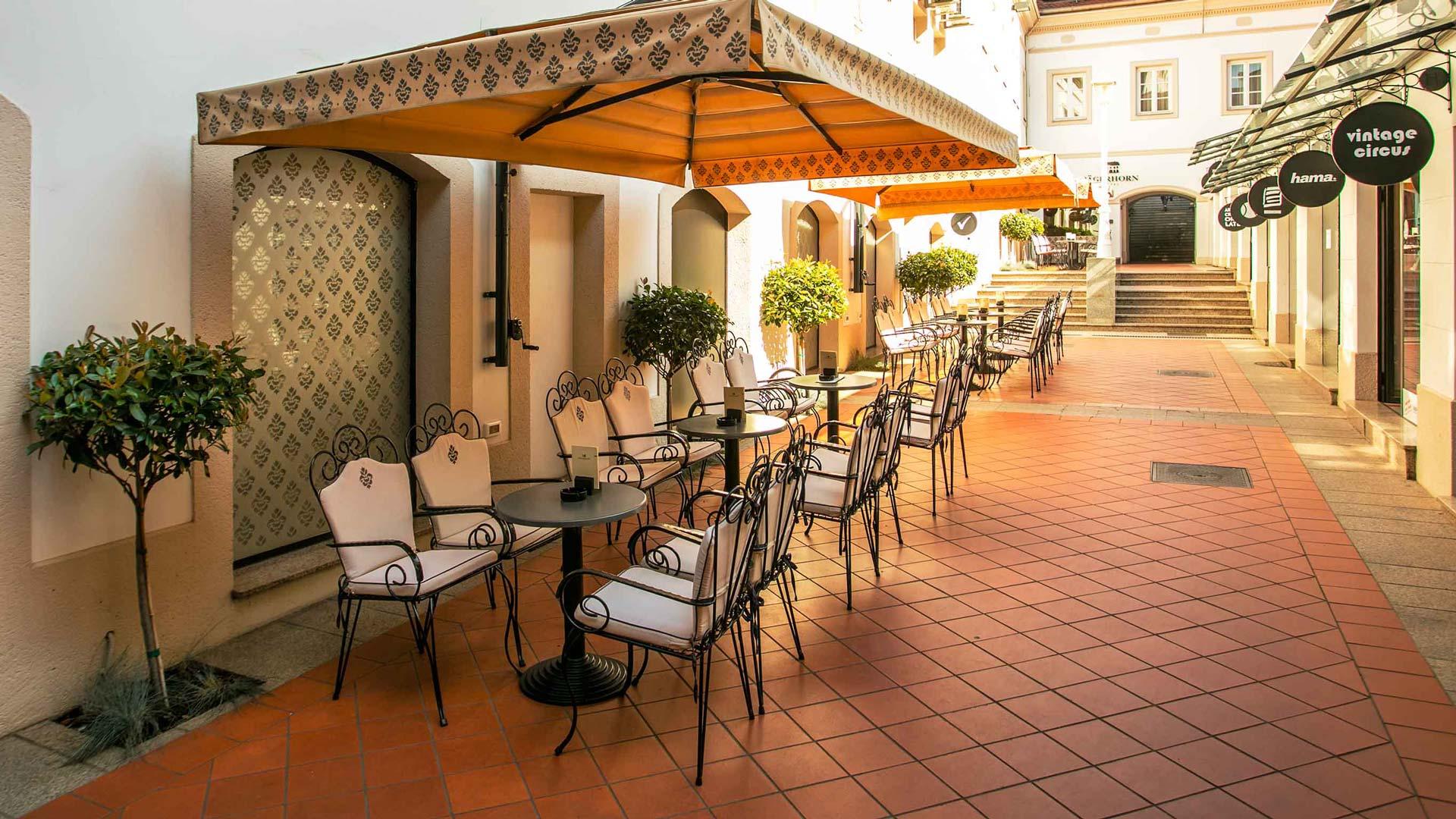 Hotel j gerhorn boutique hotel zagreb croatia for Design boutique hotel zagreb